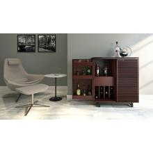 See Details - Corridor 5620 Bar in Chocolate Stained Walnut