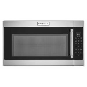 "KitchenAid30"" 1000-Watt Microwave Hood Combination - PrintShield Stainless"