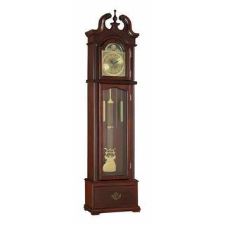 ACME Valentine Grandfather Clock - 97084 - Cherry