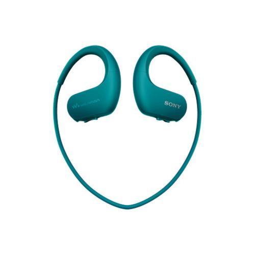 Sony - Waterproof Sports Wearable MP3 Player