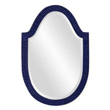 View Product - Lancelot Mirror - Glossy Navy