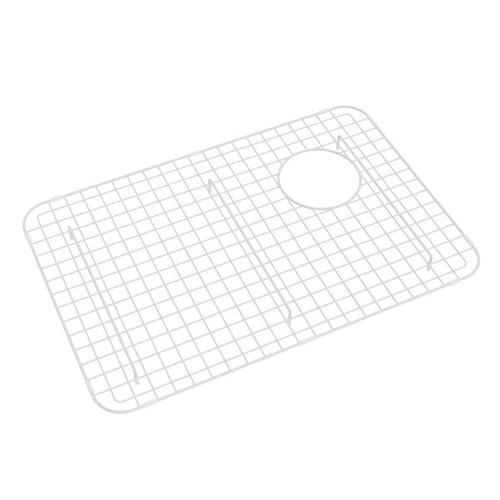 White Wire Sink Grid For RC4019 & RC4018 Kitchen Sinks Large Bowl