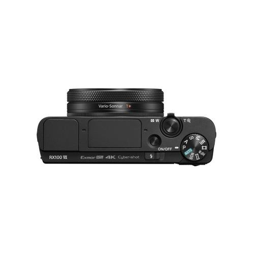 Sony - RX100 VII Compact Camera, Unrivalled AF