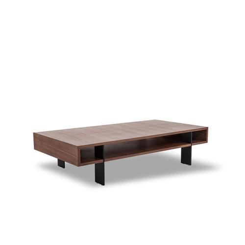 VIG Furniture - Modrest Stilt - Modern Walnut Coffee Table