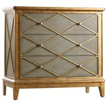 Living Room Melange Paxton Chest-Floor Sample-**DISCONTINUED**