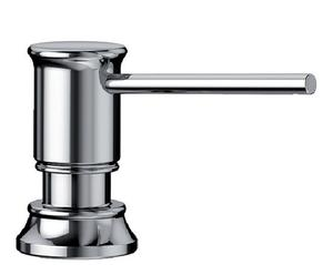 Empressa Soap Dispenser - Chrome Product Image