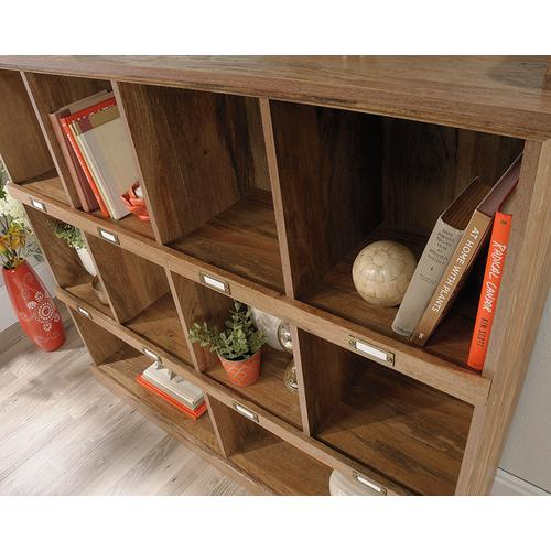 Cubby Storage Bookcase with ID Label Tags