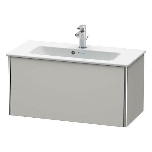 Product Image - Vanity Unit Wall-mounted Compact, Concrete Gray Matte (decor)