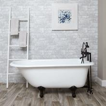 View Product - Classic Cast Iron Clawfoot Classic Tub