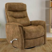 GEMINI - AUTUMN Manual Swivel Glider Recliner