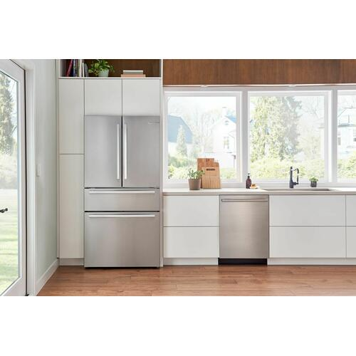 800 Series Dishwasher 24'' Stainless steel SHXM88Z75N
