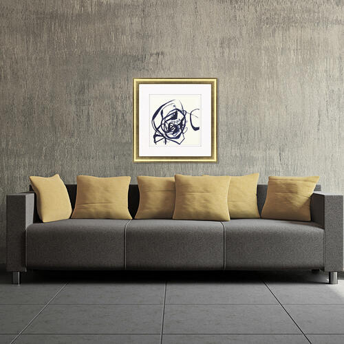 Sumi-E Abstract II