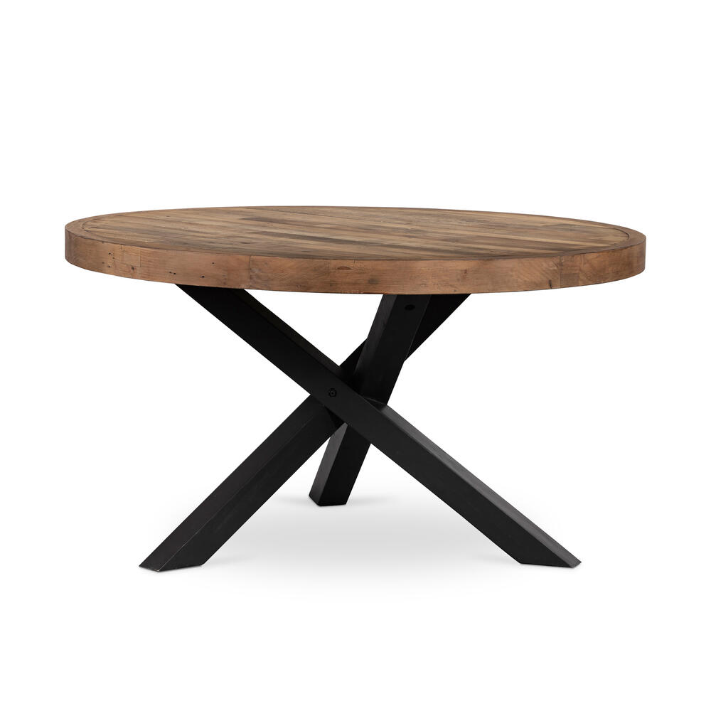 """Woodenforge Round Dining Table 55"""""""
