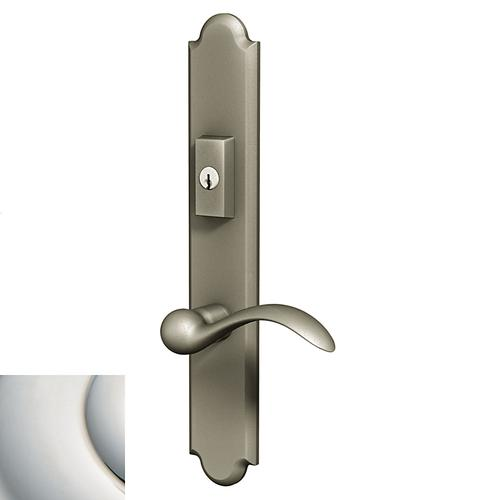Baldwin - Polished Nickel with Lifetime Finish Boulder Multipoint