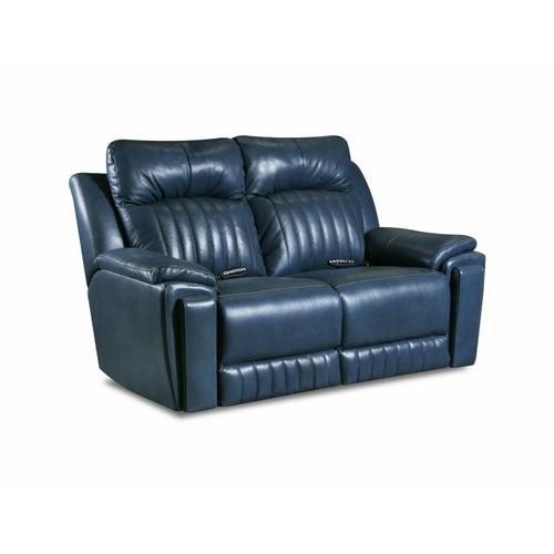 Power Headrest Loveseat with Arm Cupholders