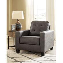 View Product - Venaldi Chair Gunmetal