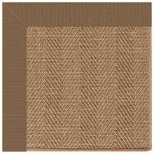 "View Product - Islamorada-Herringbone Canvas Cocoa - Rectangle - 24"" x 36"""