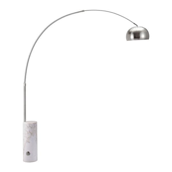 See Details - Trion Floor Lamp Satin
