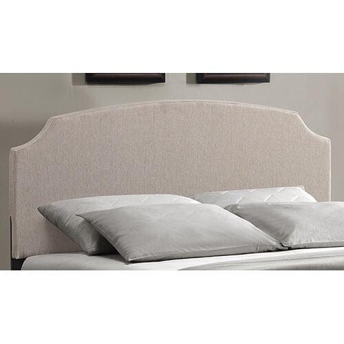 Hillsdale Furniture - Lawler King Headboard - Cream
