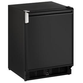 "21"" Refrigerator/ice Maker With Black Solid Finish (230 V/50 Hz Volts /50 Hz Hz)"