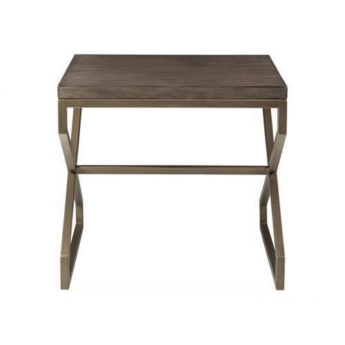 Edict Square End Table
