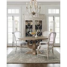 See Details - Boheme Baptiste Display Cabinet