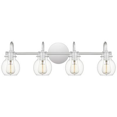 See Details - Andrews Bath Light in Polished Chrome