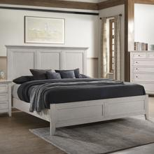 See Details - San Mateo Standard Bed  White