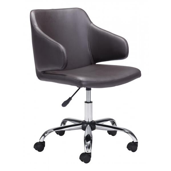 Designer Office Chair Brown