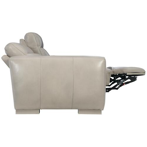 Elba Power Motion Left Arm Loveseat