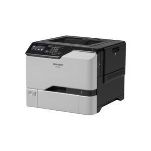 50 ppm B&W and Color Desktop Printer