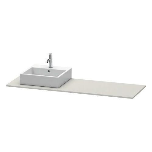 Duravit - Console, Concrete Gray Matte (decor)