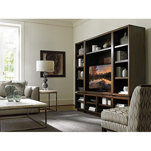 Thurston Bunching Bookcase