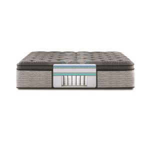 Beautyrest - Harmony Lux - Diamond Series - Ultra Plush - Pillow Top - Divided King