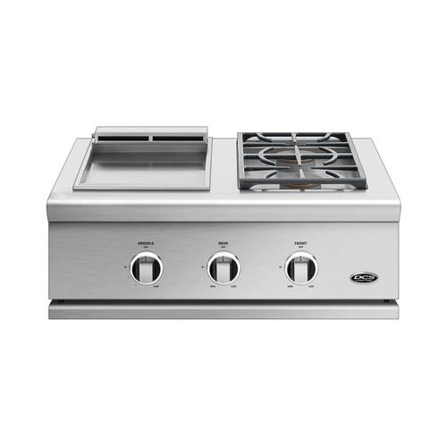 "30"", Series 9, Griddle/side Burner, Natural Gas"