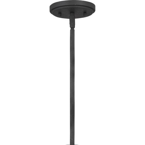 Quoizel - Cornell Pendant in Marcado Black