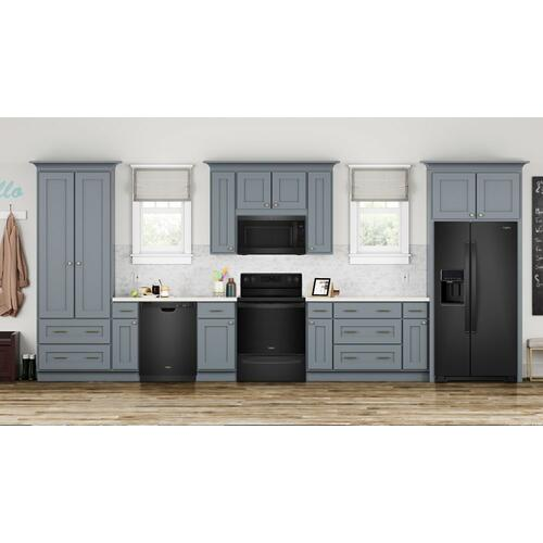 Product Image - 5.3 cu. ft. Whirlpool® electric range with Frozen Bake technology