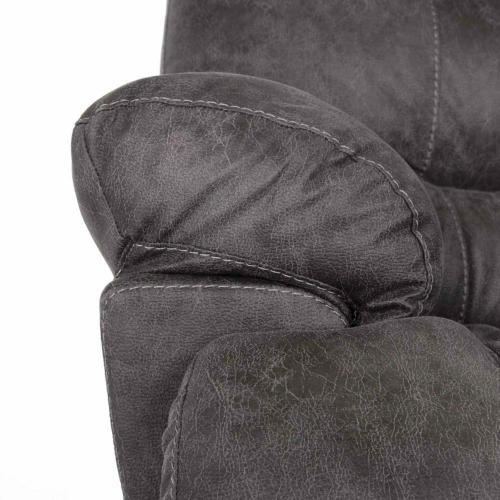 4585 Boss Fabric Recliner