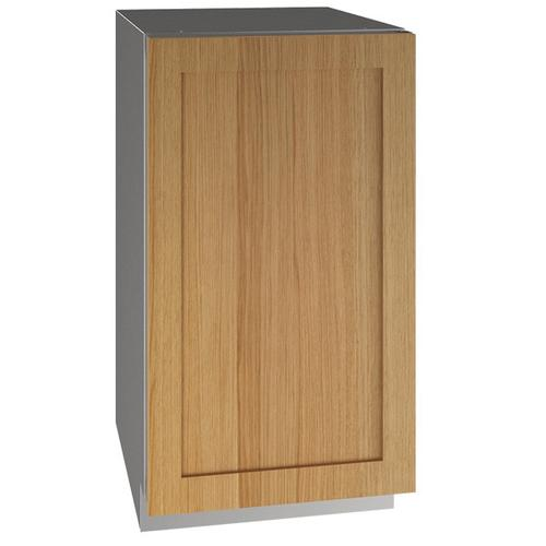 """Hwc518 18"""" Wine Refrigerator With Integrated Solid Finish and Field Reversible Door Swing (115 V/60 Hz Volts /60 Hz Hz)"""