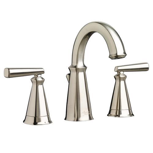 American Standard - Edgemere 8-inch Widespread Bathroom Faucet  American Standard - Brushed Nickel