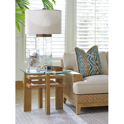 Tommy Bahama - Calcutta Square End Table