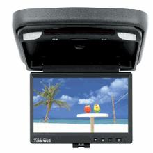 """9"""" Wide Screen LCD Monitor With FM/IR Transmitter"""
