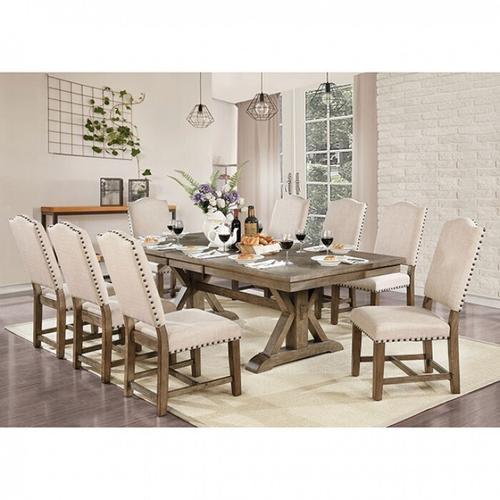 Furniture of America - Julia Dining Table
