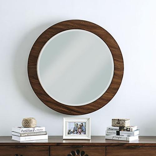Round Mirror Amarantha