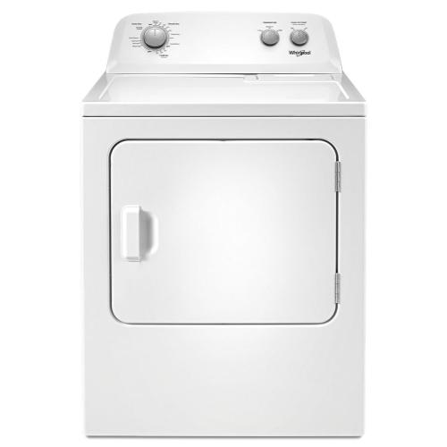 Whirlpool Canada - 7.0 cu. ft. Top Load Electric Dryer with AutoDry™ Drying System