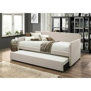 ACME Jagger Daybed & Trundle (Twin Size) - 39190 - Fabric