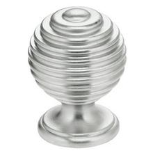 Modern Cabinet Knob in US26D (Satin Chrome Plated)