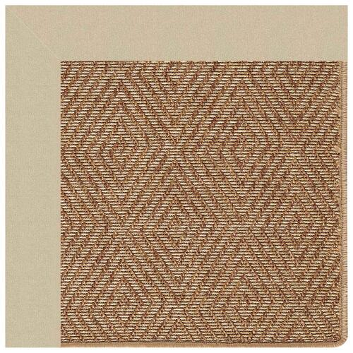 "Capel Rugs - Islamorada-Diamond Canvas Antique Beige - Rectangle - 24"" x 36"""