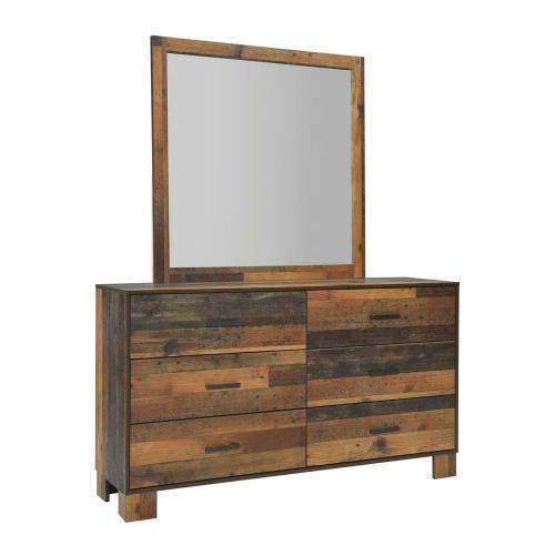 Sidney Bedroom Mirror