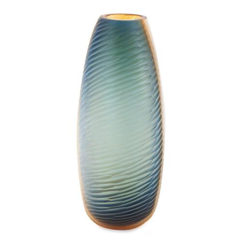 Howard Elliott - Mirina Hand Blown Glass Vase, Small